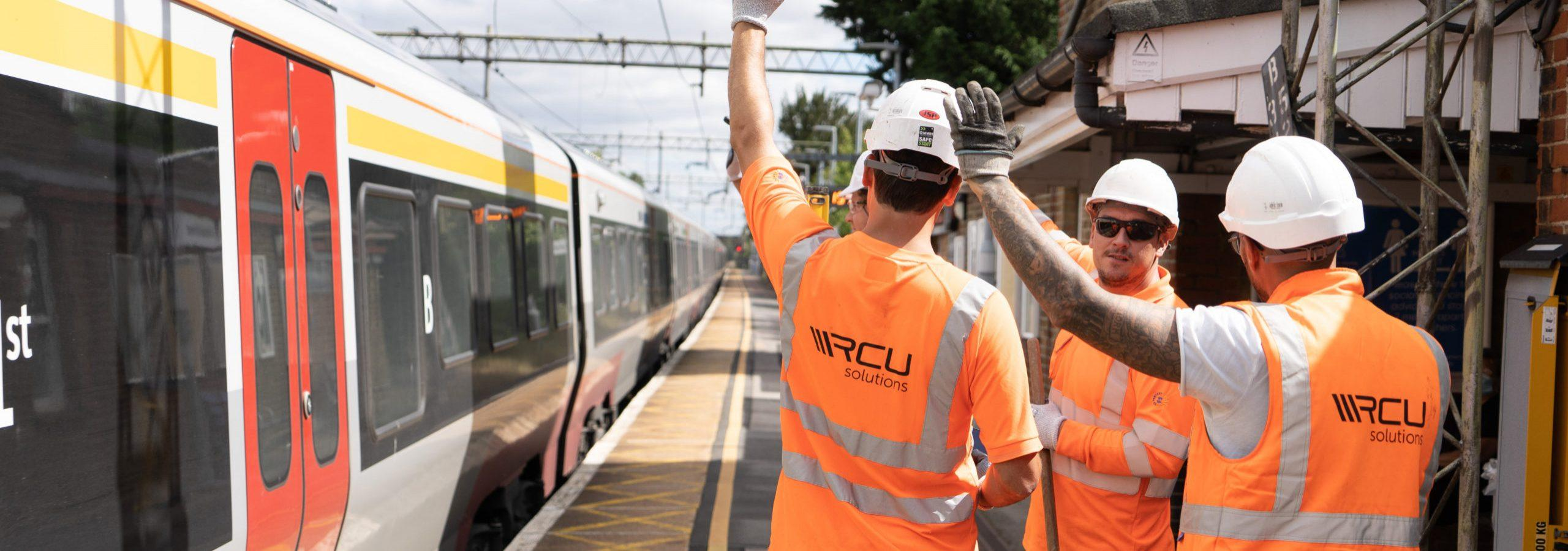 RCU Solutions | Rail services